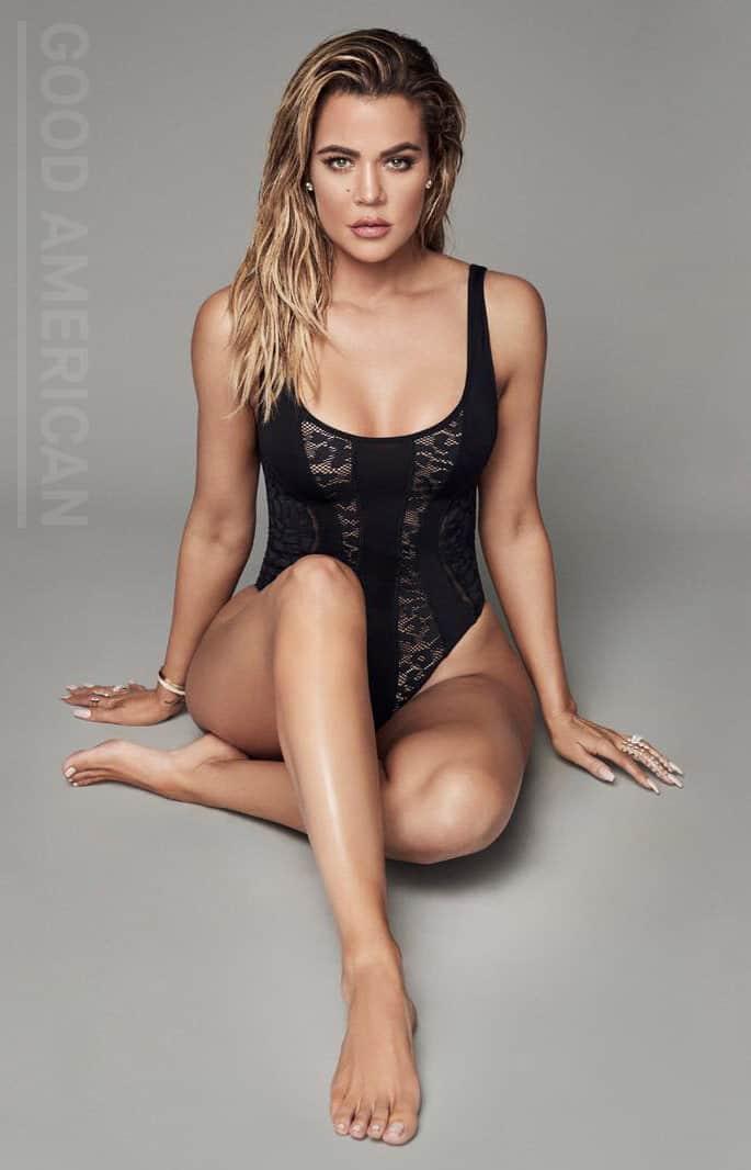 Khloe Kardashian bodysuit