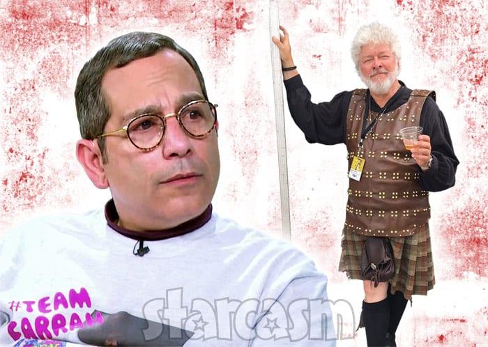 Michael Abraham Dr David Merz