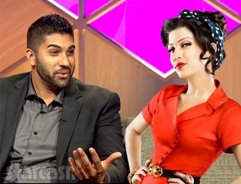 Simon Saran and Stevie Ryan
