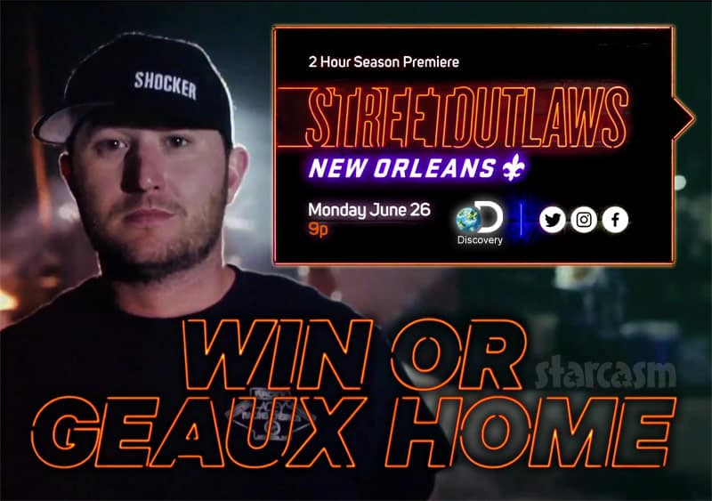 Street Outlaws New Orleans Season 2 Kye Kelley