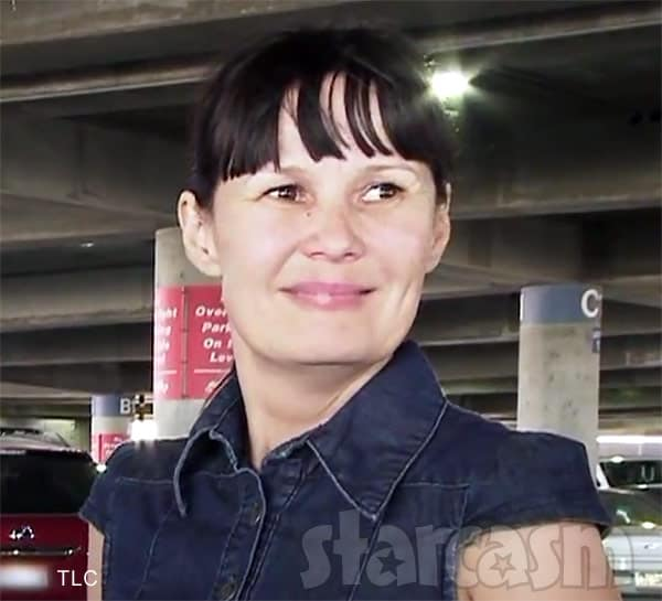 90 Day Fiance Aleksandra's mom Svetlana