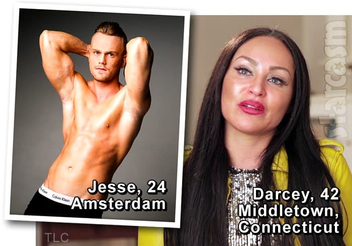 90 Day Fiance Before the 90 Days Darcey and Jesse