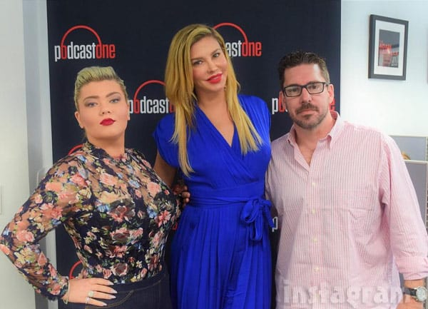 Brandi Glanville Amber Portwood and Matt Baier