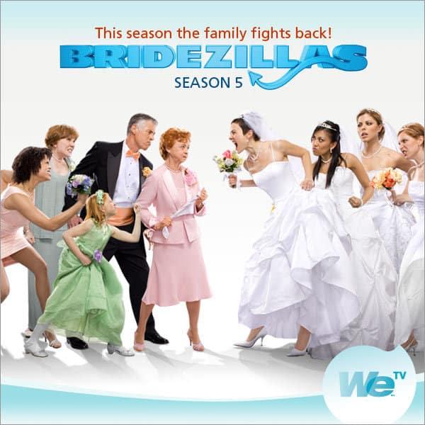 Bridezillas WE tv reboot
