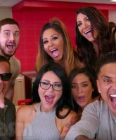 Jersey Shore cast reunion Burger King