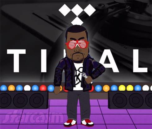 Kanye West leaves Tidal