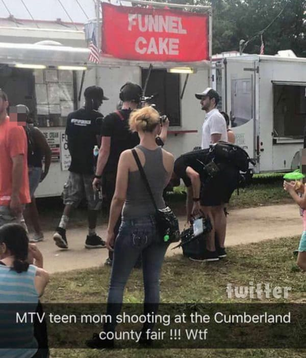 MTV filming Teen Mom 4 or 16 and Pregnant in Millville N?