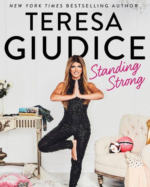 Teresa Giudice Standing Strong book cover