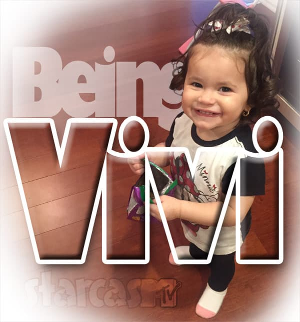 Jo and Vee's daughter Being Vivi specia MTV