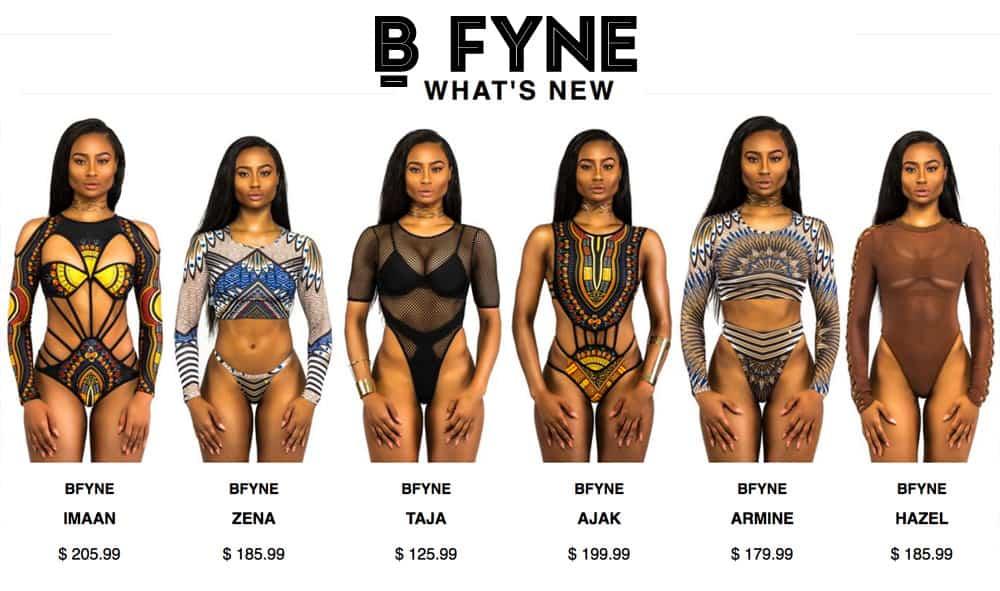 B fyne swimwear