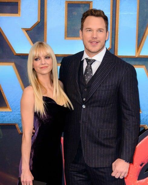 Chris Pratt Anna Faris Divorce