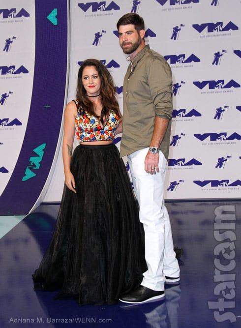 Jenelle Evans David Eason VMAs 2017