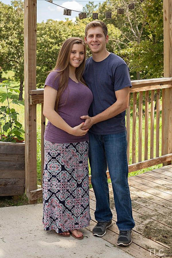 Joy-Anna Duggar pregnant