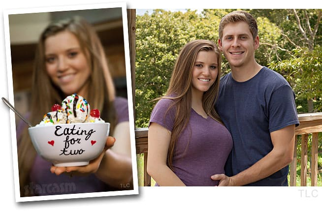 Joy-Anna Duggar pregnant photos