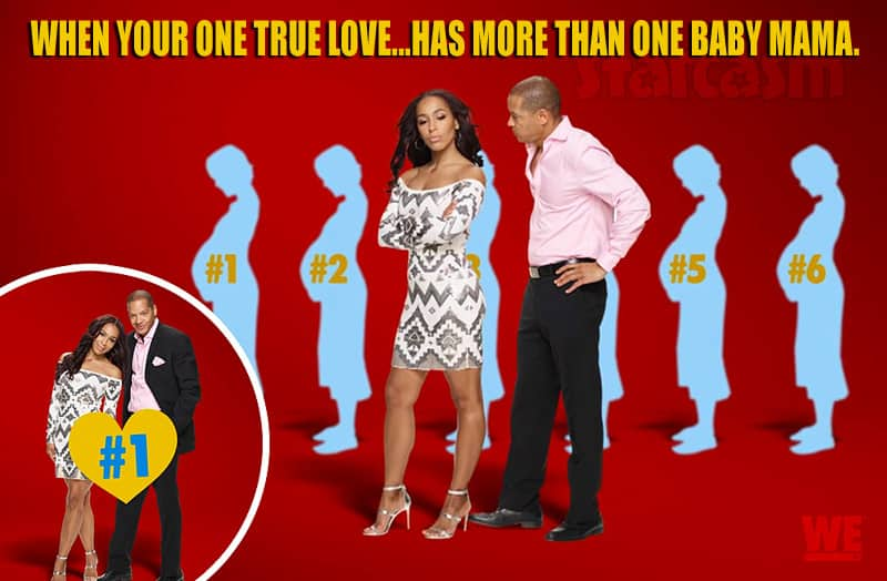 Marriage Boot Camp Reality Stars Peter Gunz Amina Buddafly