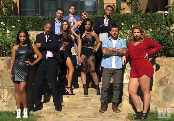 Marriage Boot Camp Reality Stars Season 9 cast