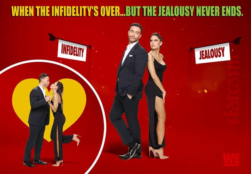 Marriage Boot Camp Reality Stars Bobby Panahi Asifa Mirza