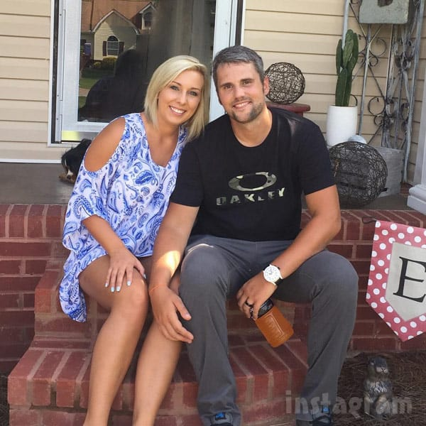 Ryan Edwards and wife Mackenzie Standifer still together