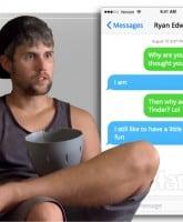 Ryan Edwards caught sexting with woman het met on Tinder