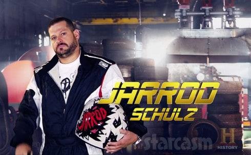 Storage Wars Jarrod Schulz Celebrity Car Wars