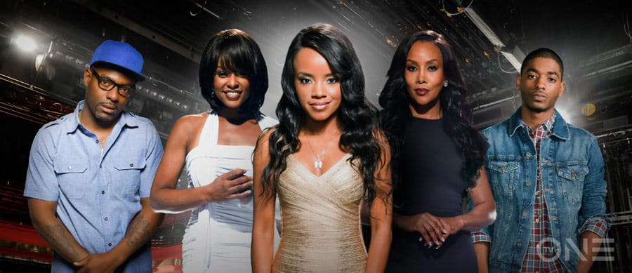 TV One Bobbi Kristina cast photo Bobby Brown Whitney Houston Bobbi Kristina Pat Houston Nick Gordon
