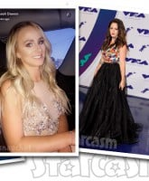 Teen Mom 2 cast at the VMAs Briana DeJesus, Leah Messer, Jenelle Evans and Brittany DeJesus