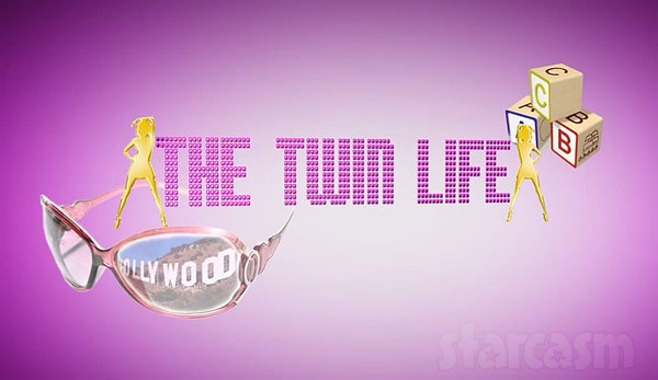 Stacey and Darcey Silva The Twin Life reality show logo