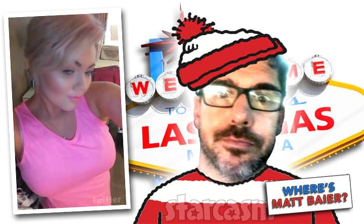 Where's Matt Baier Las Vegas Amber Portwood Where's Waldo meme