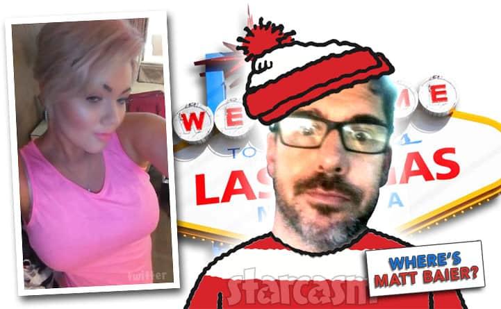 Where's Matt Baier Las Vegas Amber Portwood Where's Waldo meme