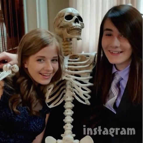 Who is Juliet Evancho Homecoming November 13 2014 1