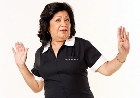 Zoila Flipping Out