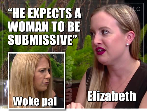 90 Day Fiance Elizabeth quote