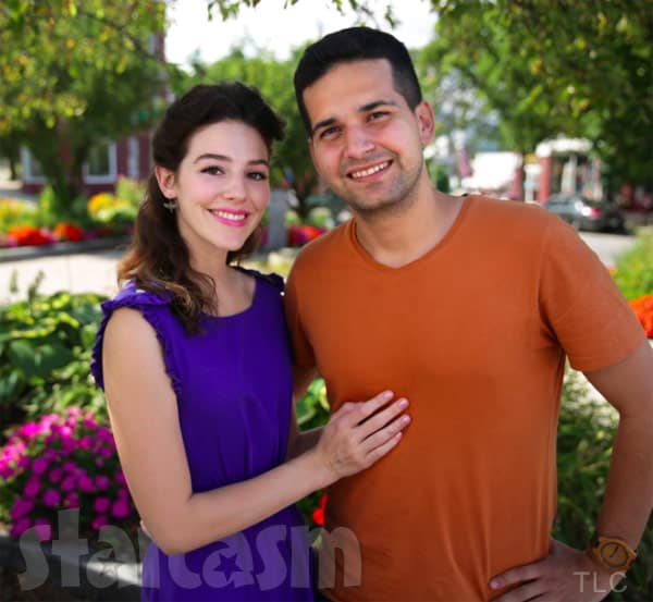 90 Day Fiance Evelyn and David
