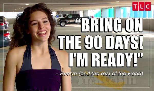 Evelyn Cormier Bring on the 90 Days! I'm Ready! 90 Day Fiance Season 5