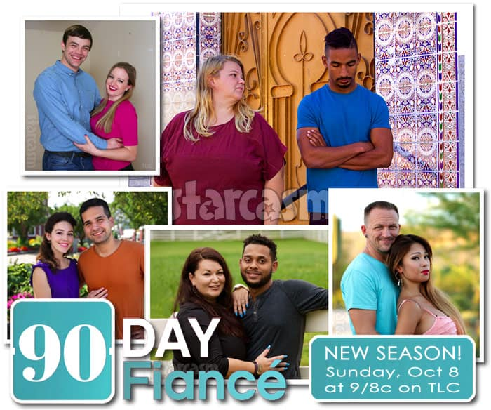 90 Day Fiance Season 5 cast