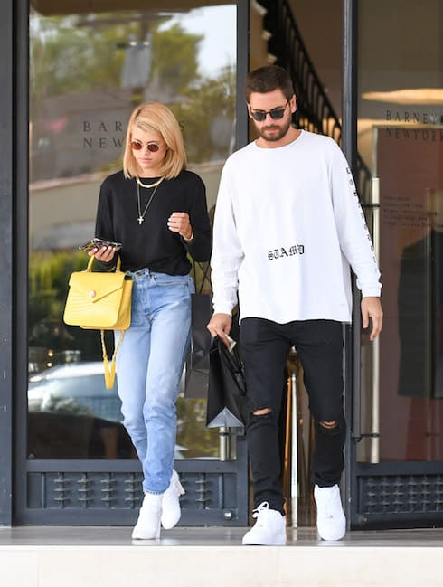 Are Scott Disick and Sofia Richie dating? 15-year age gap ...