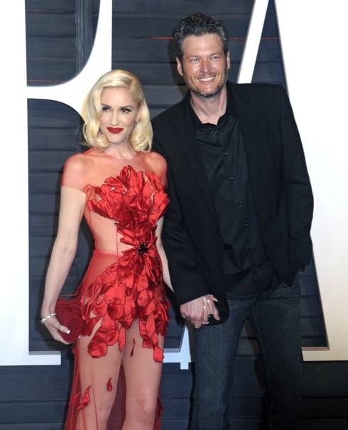 from Gianni gwen stefani dating history