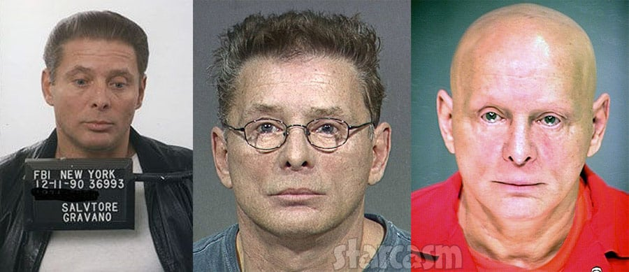 Sammy the Bull Gravano mug shots