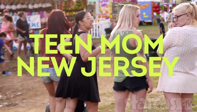 MTV Teen Mom New Jersey