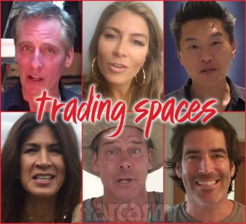 Trading Spaces 2017 cast vets