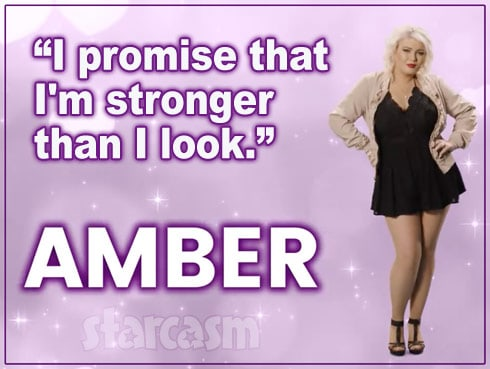 Amber Portwood Real Housewives tagline new