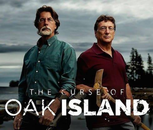 Curse of Oak Island Season 5 start date 2