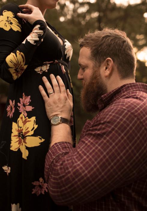 Erin Napier pregnant 3