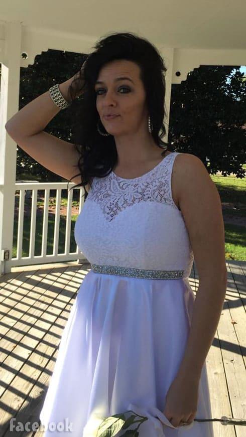 Gypsy Sisters Kayla Cooper Wedding Dress