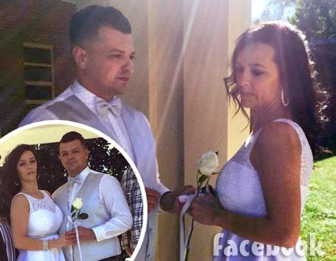 Gypsy Sisters Kayla Cooper wedding photos