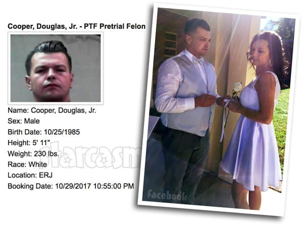 Gypsy Sisters Kayla's husband Doug arrested