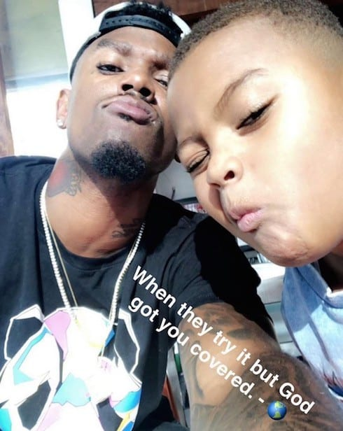Keyshia Cole and Booby custody battle 1