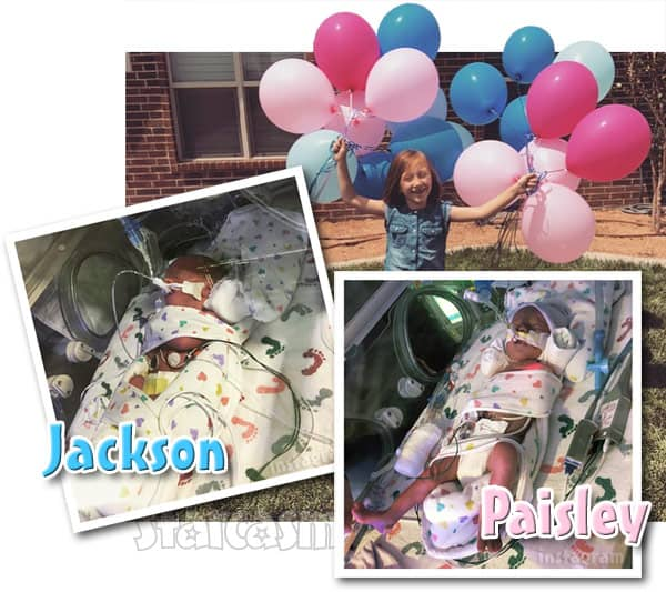 16 and Pregnant Lindsey Nicholson gives birth to twins