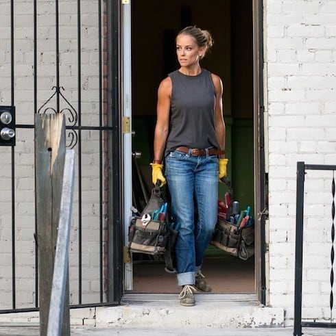 Nicole Curtis and family 1