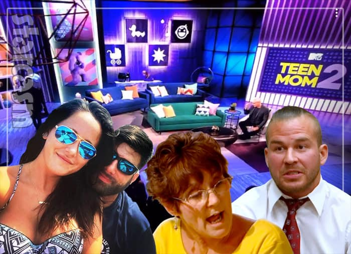 Teen Mom 2 Season 8 Reunion with Dr. Drew